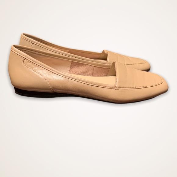 Maripe Shoes - MARIPE Jenny Too Tan Comfort Flats Leather Sz 6.5